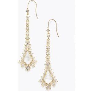 Reimer Statement Earrings in Gold